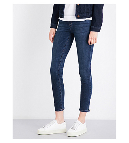 J BRAND 811 skinny mid-rise jeans (Mesmeric