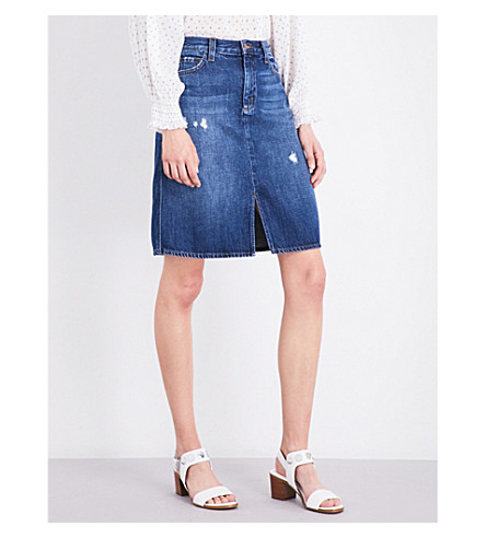 J BRAND FASHION Carolina denim skirt (Kingsland