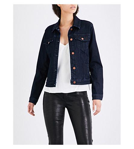 J BRAND Slim denim jacket (Instinct
