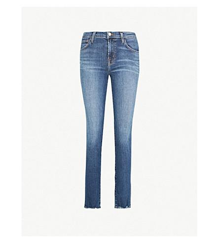 J BRAND Maude cigarette mid-rise jeans (Persuade