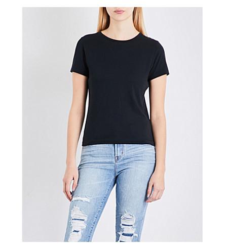 J BRAND FASHION 811 cotton-jersey T-shirt (Black