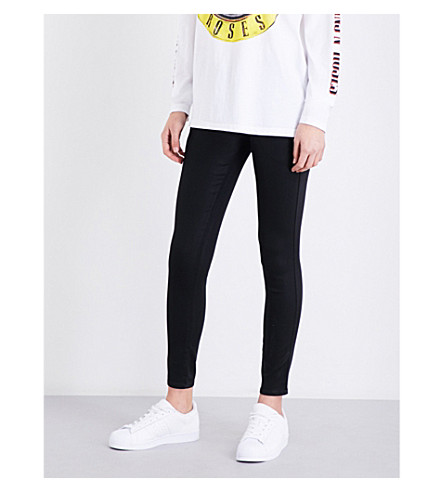 J BRAND Zion skinny mid-rise jeans (Fearless