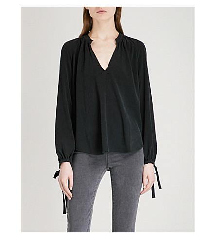 J BRAND Alana skinny high-rise jeans (Dust