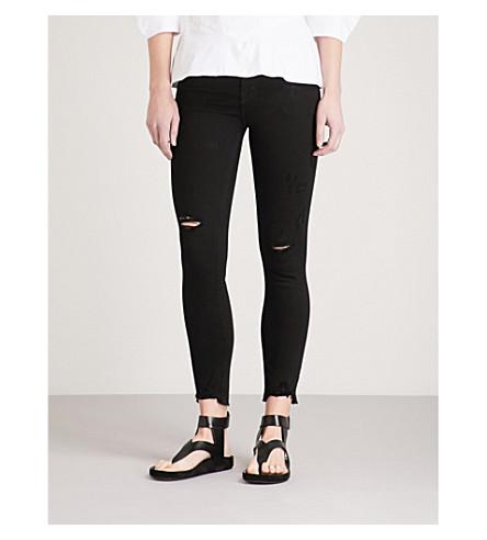 J BRAND 835 Capri skinny mid-rise jeans (Overexposure