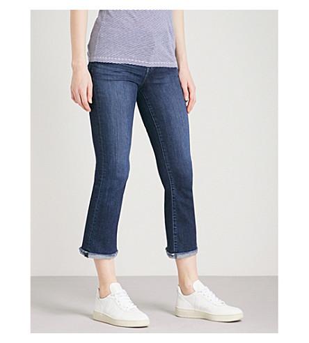 vibes jeans Good altura media J MARCA Selena bootcut de q1xRxtw8U