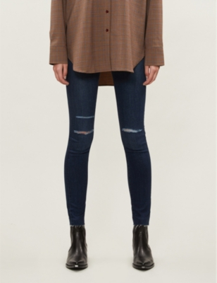 Maria skinny high-rise jeans