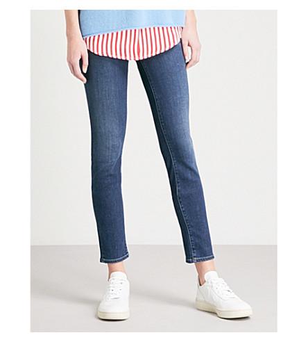 J BRAND 811 skinny mid-rise jeans (Fleeting