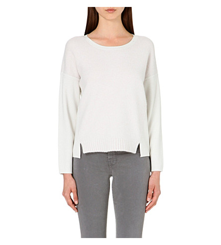 J BRAND FASHION Helena knitted jumper (Linen/linen