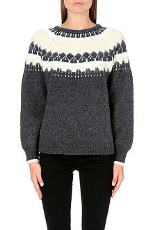 J BRAND FASHION Kasia knitted jumper
