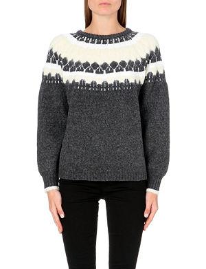 J BRAND FASHION Kasia knitted jumper