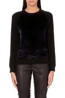 J BRAND FASHION Erin knitted jumper