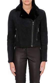 J BRAND FASHION Lana shearling jacket