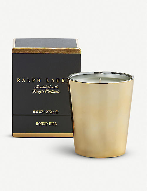 3266afbf1a3 RALPH LAUREN HOME Round Hill scented candle 272g