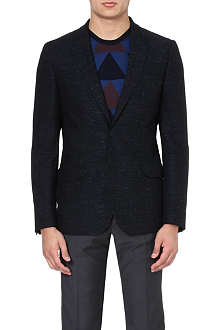 PS BY PAUL SMITH Wool fleck blazer