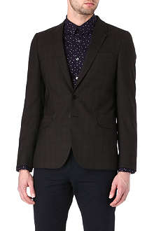 PS BY PAUL SMITH Crosshatch suit jacket