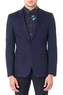 PS BY PAUL SMITH Patch pocket stretch-cotton blazer