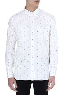 RED EAR Cambon print shirt