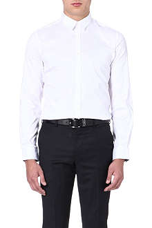 PS BY PAUL SMITH Slim-fit stretch-cotton shirt