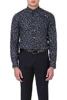 PS BY PAUL SMITH Flower bulbs slim-fit shirt