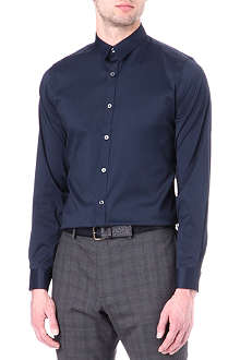 PS BY PAUL SMITH Plain dotted-cuff shirt