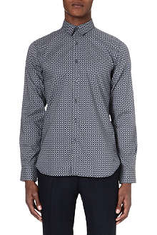 PAUL SMITH Geometric print shirt