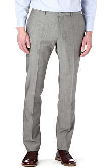 PS BY PAUL SMITH Wool and mohair-blend trousers