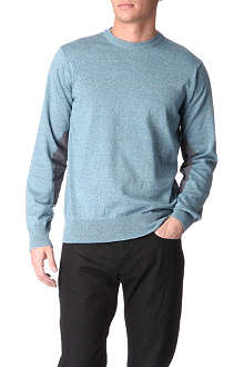 PAUL SMITH JEANS Corduroy elbow-patch jumper