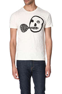 PAUL SMITH JEANS Believe flecked t-shirt