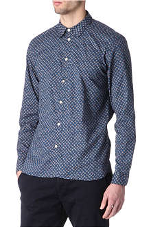 PAUL SMITH JEANS Mini-paisley shirt
