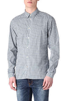 PAUL SMITH JEANS Mini gingham shirt