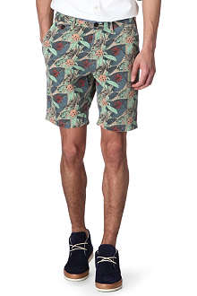PAUL SMITH JEANS Jungle-print shorts