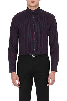 PS BY PAUL SMITH Slim striped shirt