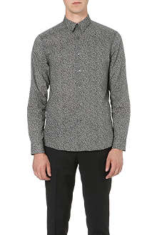 PS BY PAUL SMITH Tiny petal-print shirt