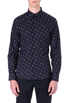 PS BY PAUL SMITH Sporting print shirt