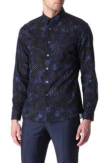 PS BY PAUL SMITH Glitterball print shirt