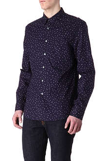 PS BY PAUL SMITH Galaxy dot single-cuff shirt