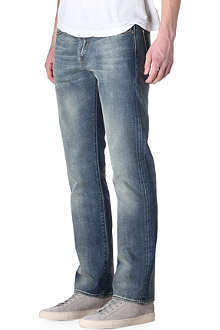 PAUL SMITH JEANS Standard regular-fit straight jeans