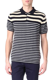PS BY PAUL SMITH Stripe polo shirt