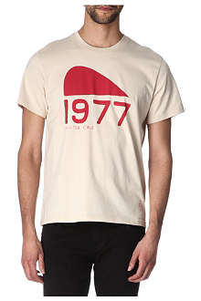 PAUL SMITH JEANS 1977 cotton t-shirt