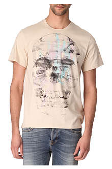 PAUL SMITH JEANS Skull-print t-shirt