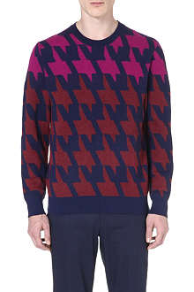 PS BY PAUL SMITH Dogtooth jumper