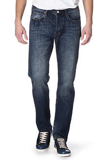 PAUL SMITH JEANS Classic slim-fit tapered jeans