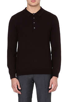 PS BY PAUL SMITH Wool polo jumper