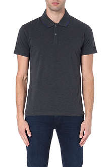 PS BY PAUL SMITH Collar detail polo shirt