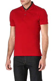 PS BY PAUL SMITH Tonal-logo polo shirt