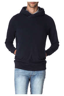 PAUL SMITH JEANS Contrast-trim hoody