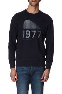 PAUL SMITH JEANS 1977 sweatshirt
