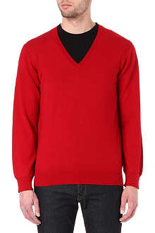 PS BY PAUL SMITH V-neck wool jumper