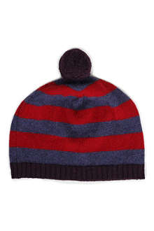 PAUL SMITH ACCESSORIES Simple Simon beanie hat