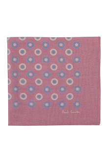 PAUL SMITH ACCESSORIES Polka dot hankerchief